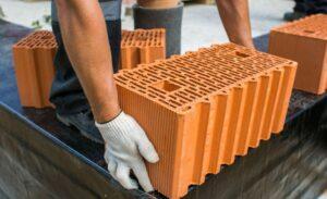 Як розрахувати кількість керамічних блоків